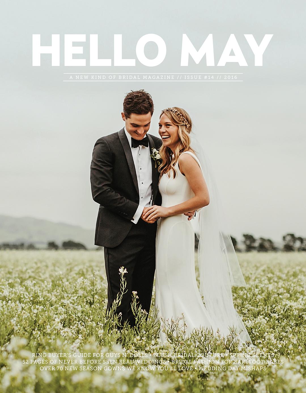 HelloMay-Issue14-Lauren+Ryan. Event photography Ben Sowry