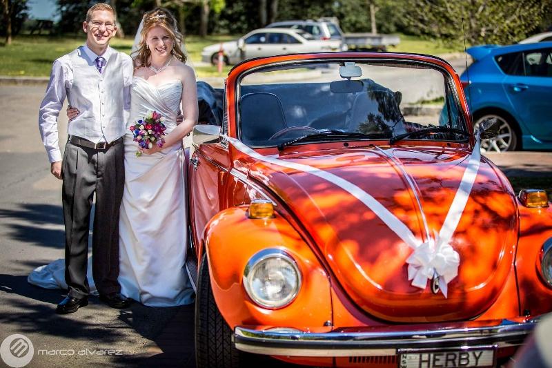 Hire a VW Beetle Sydney