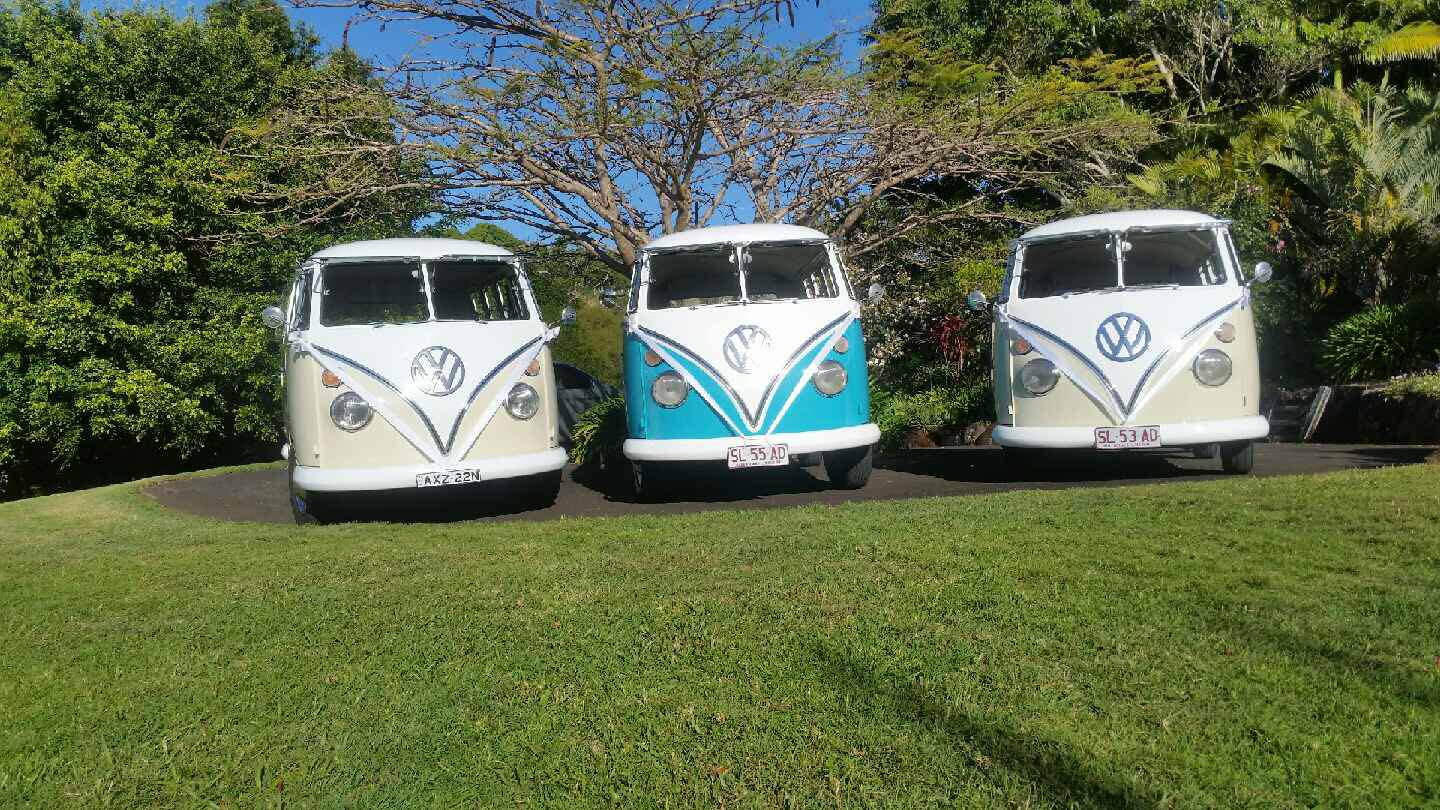 Kombi hire Byron Bay + SEQ