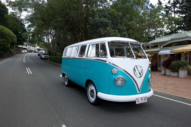 Kombi Celebrations Sunshine Coast Scenic Tour