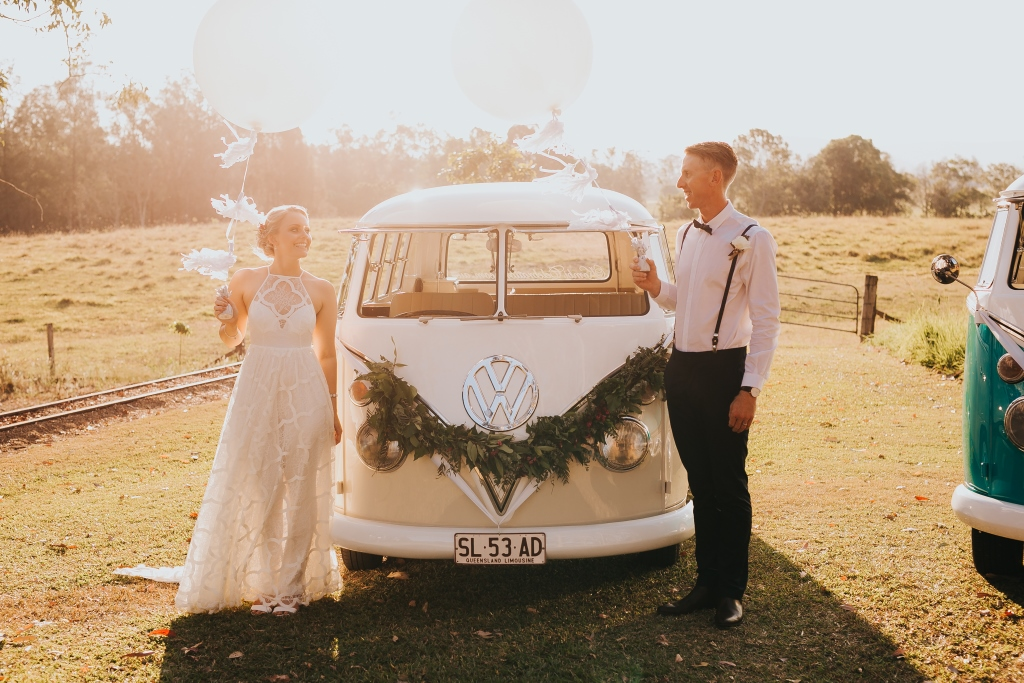 Sunshine Coast to Byron Bay Kombi hire