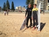 Team Nick and Mick (Fanning that is)