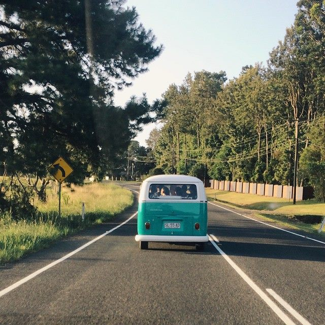Sunshine Coast Kombi hire