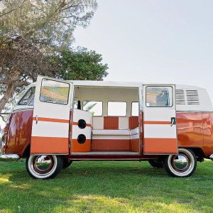 Kombi hire gold coast