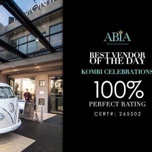ABIA Vendor of the week