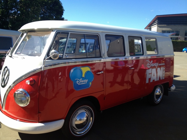 Vehicle marketing, advertising + client branding (NSW)