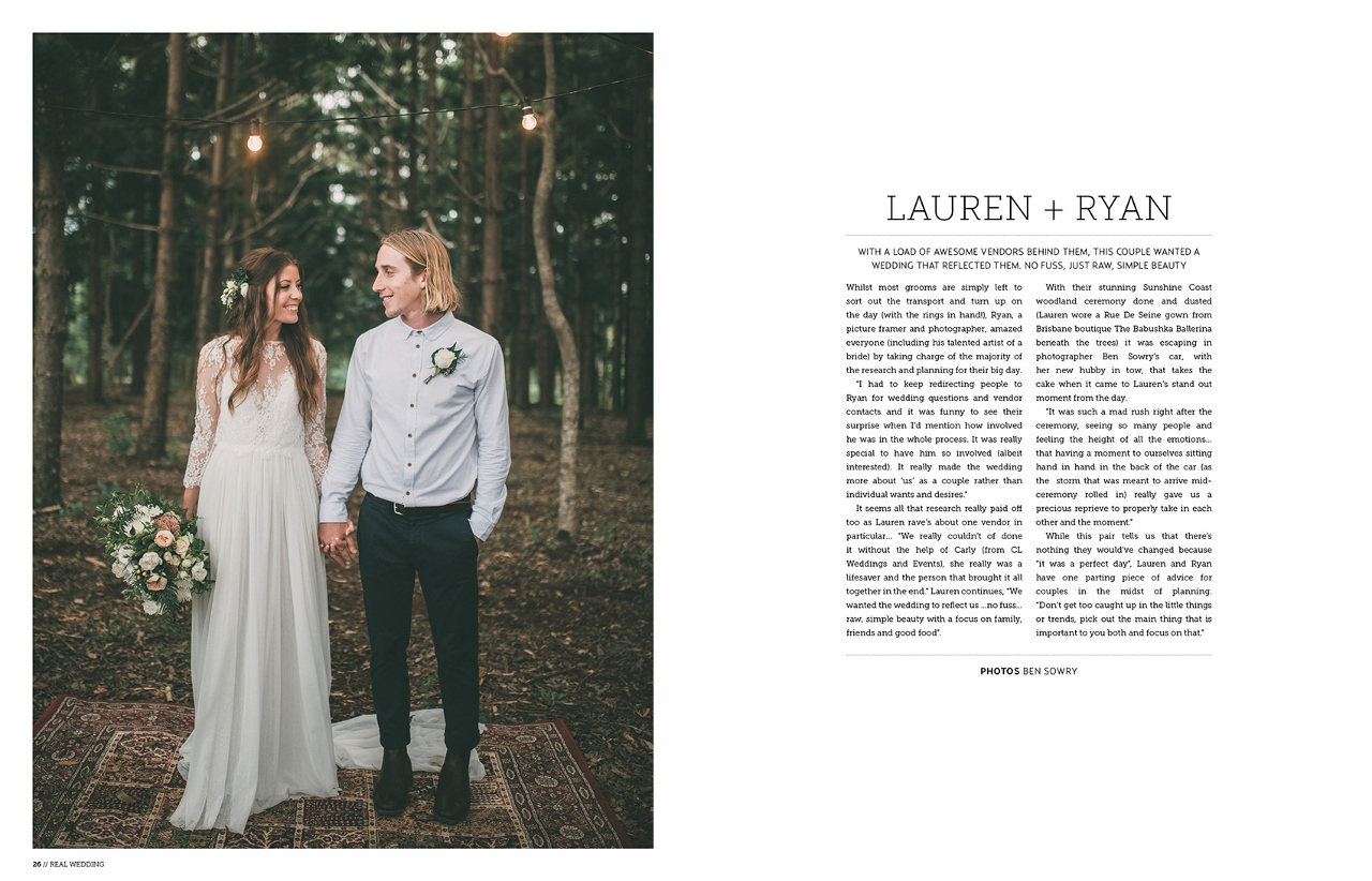 HelloMay-Issue14-Lauren+Ryan. Event photography Ben Sowry