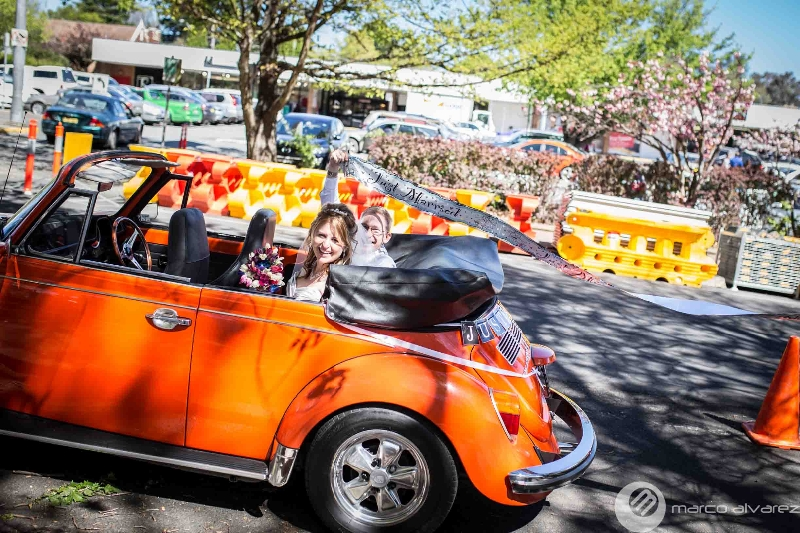 Hire a VW Beetle Sydney