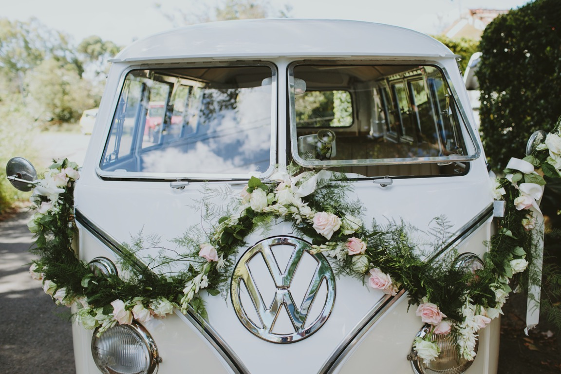 Byron Bay Kombi hire