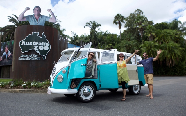 Kombi Celebrations Sunshine Coast Scenic Tour