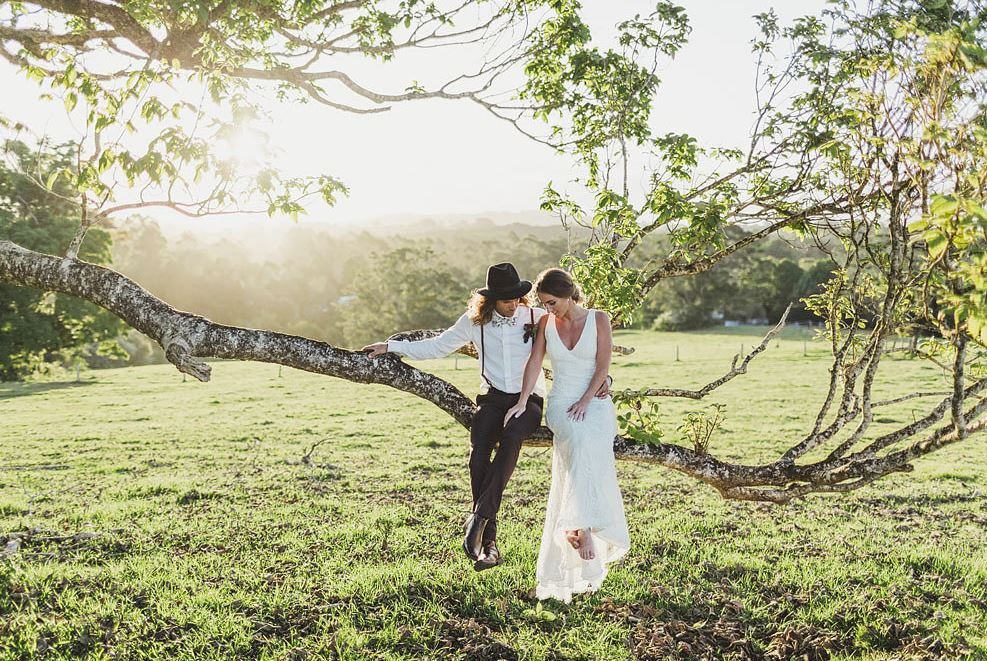 Lisa + Kert | Maleny | October 10, 2015