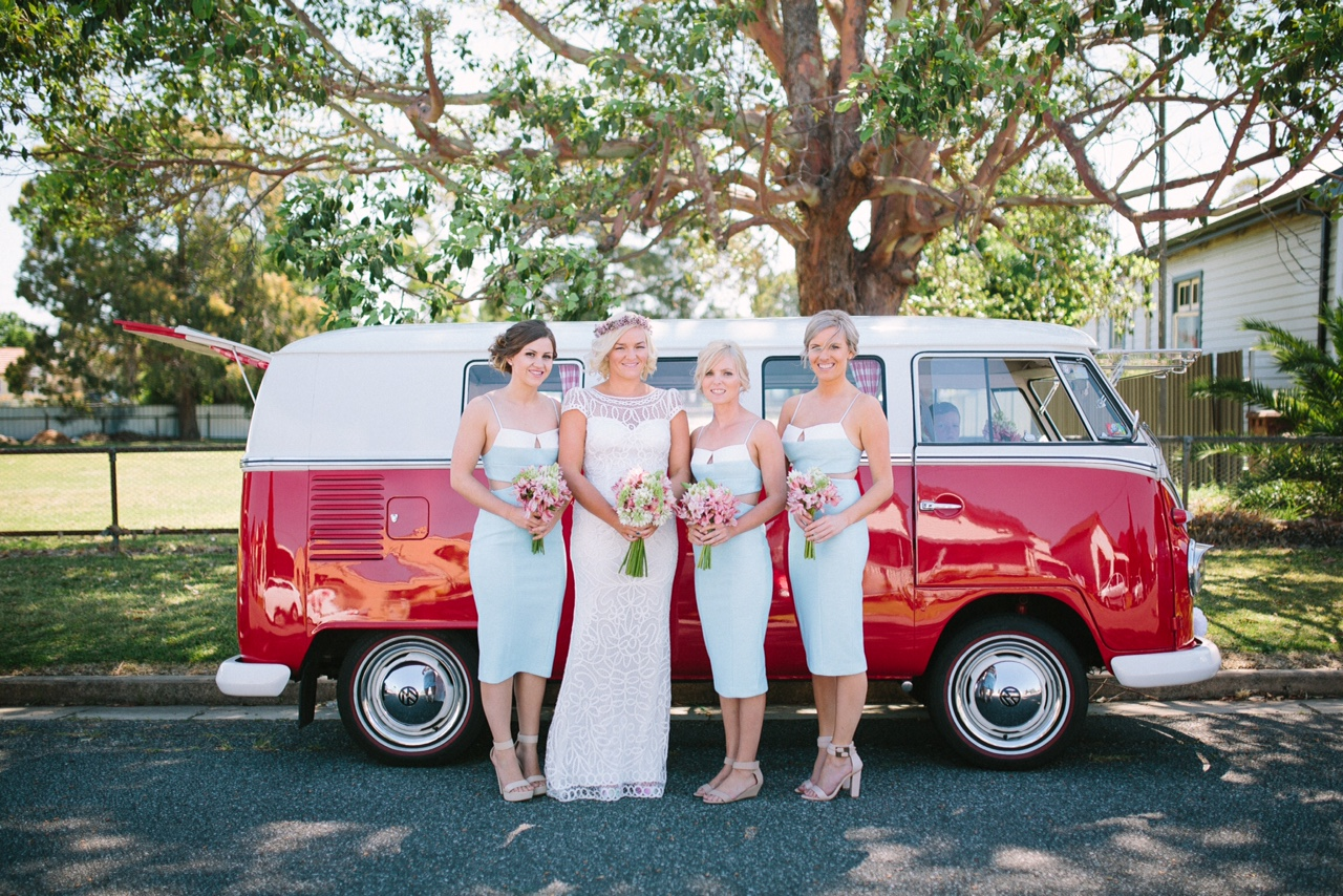 Kombi Hire newcastle