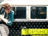 TopShop Promotion: My Green Girl Melbourne