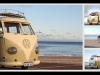 Kombi Celebrations Weddings with Olive the kombi