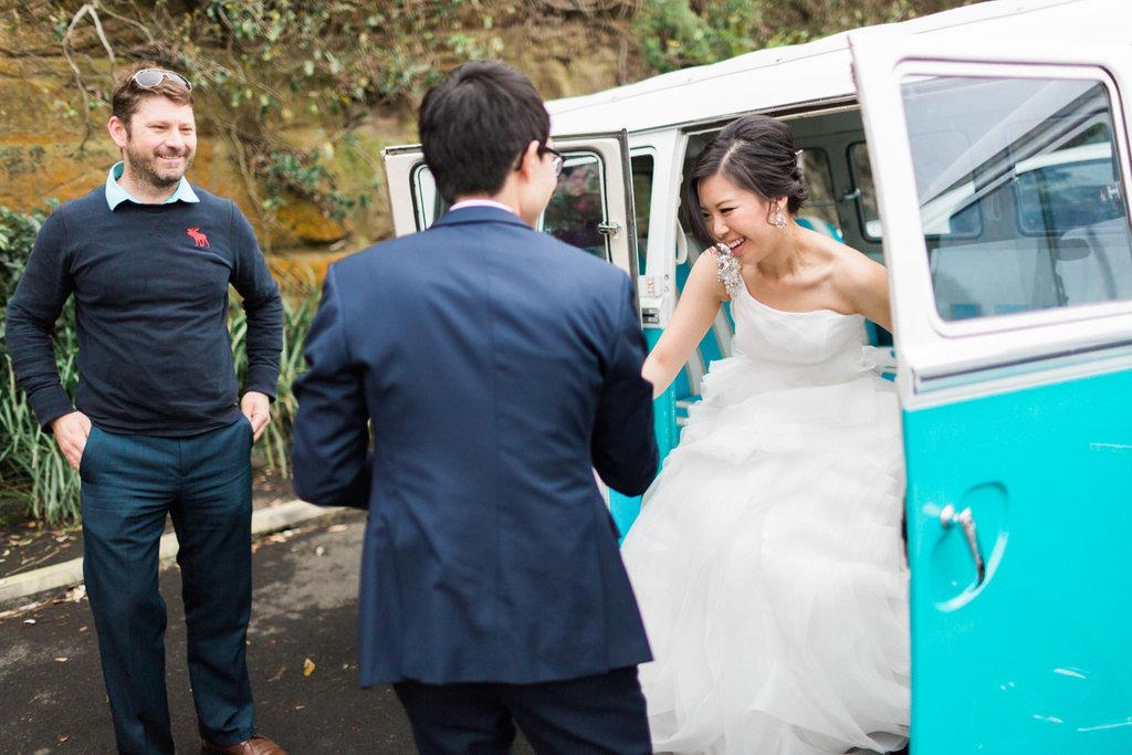 Kombi Celebrations Weddings