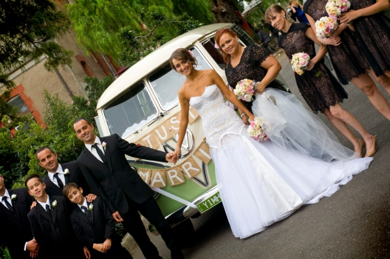 Hire a kombi Melbourne