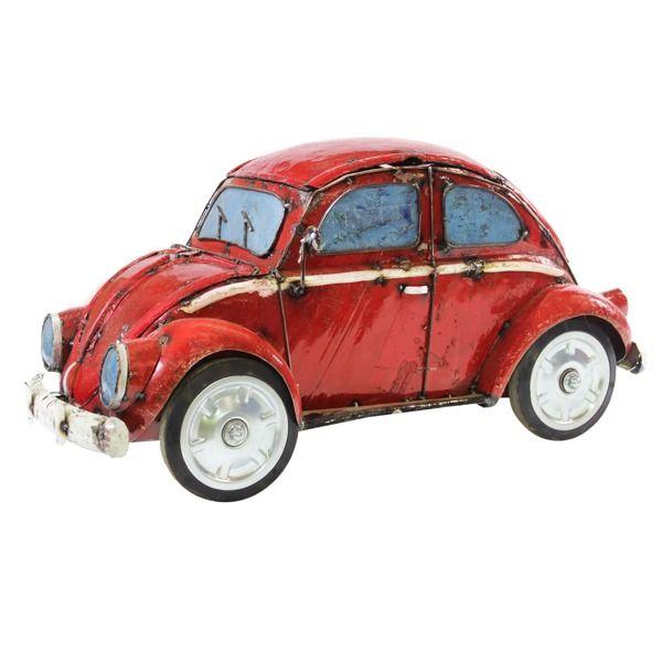 VW-Beetle-Red