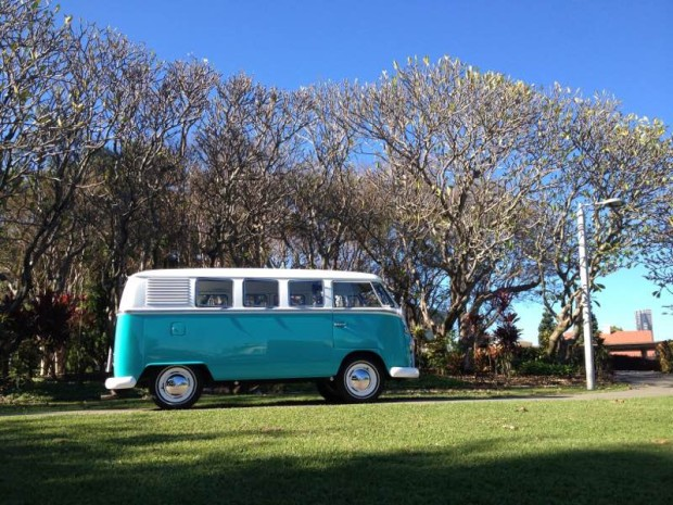 kombi hire sunshine coast