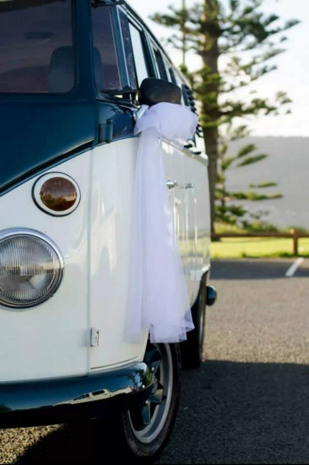 South coast kombi hire