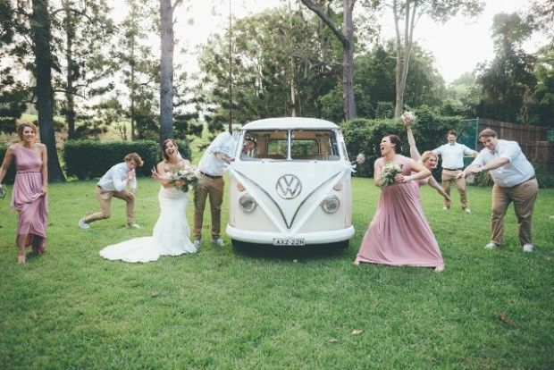 Kombi hire Byron Bay