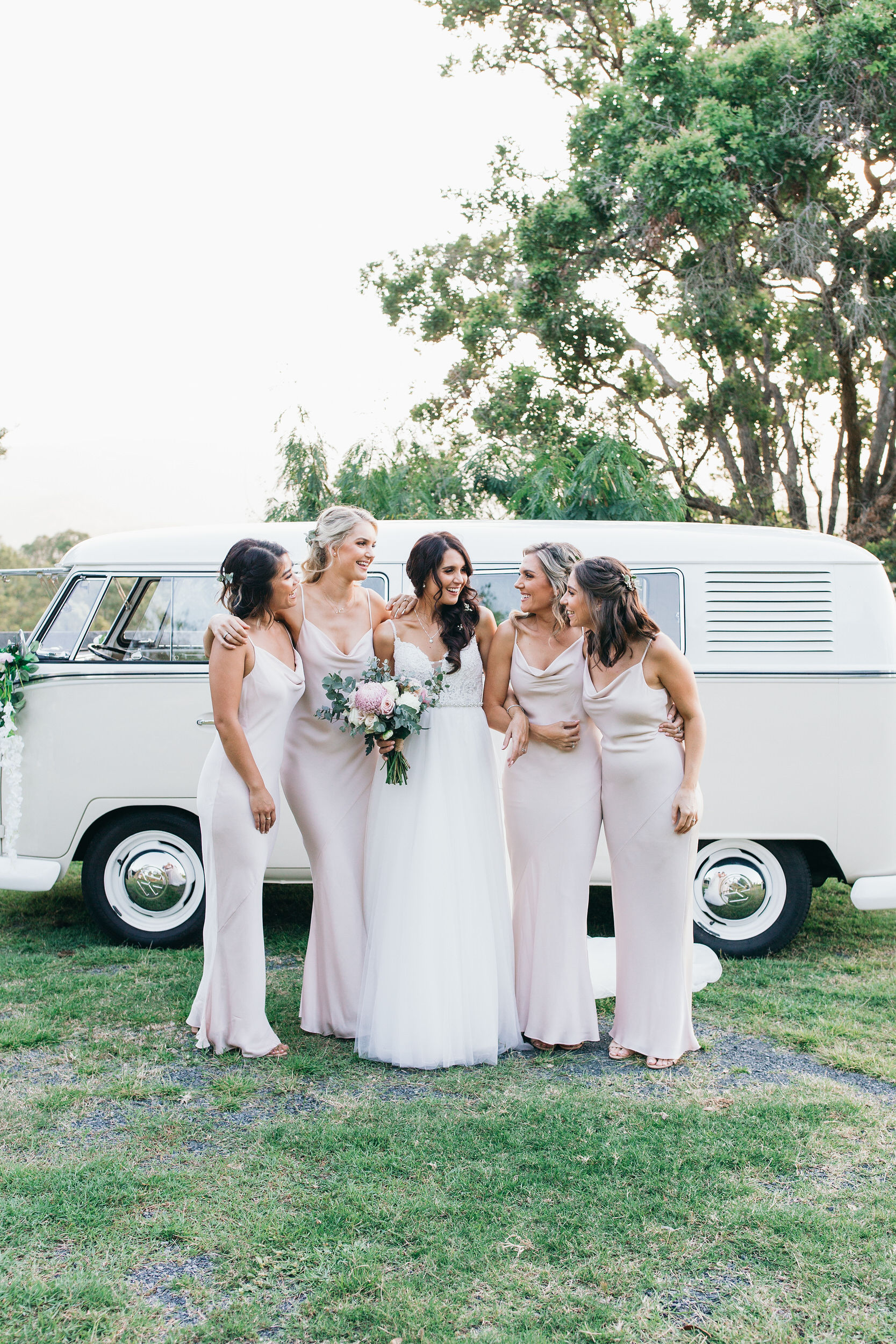 Kombi hire Sunshine Coast with Lola